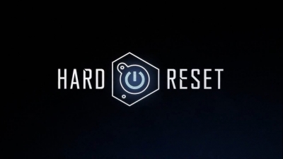 Artwork ke hře Hard Reset