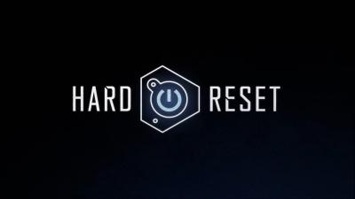 Artwork ke hře Hard Reset