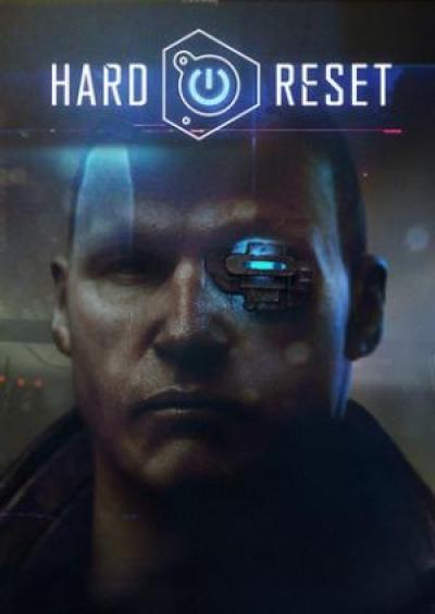 Obal hry Hard Reset