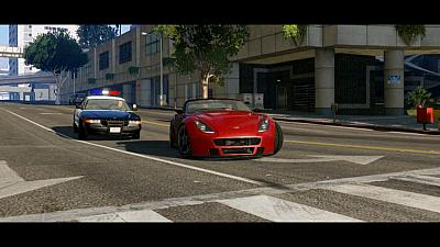 Screen ze hry Grand Theft Auto V