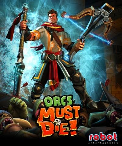 Obal hry Orcs Must Die!