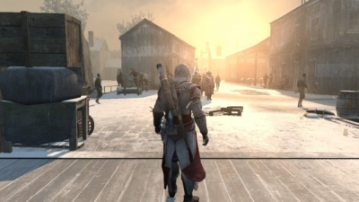 Screen ze hry Assassin�s Creed III