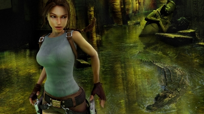 Artwork ke h�e Tomb Raider