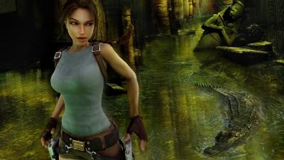 Artwork ke hře Tomb Raider