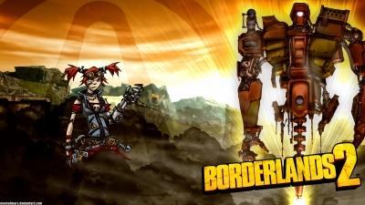 Artwork ke hře Borderlands 2