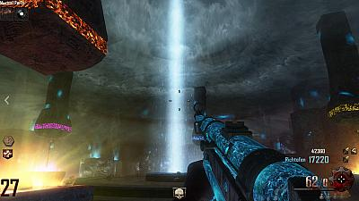 Screen ze hry Call Of Duty: Black Ops 2