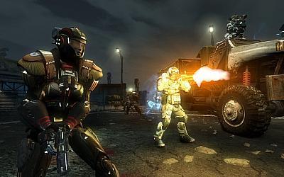 Screen ze hry Defiance Online