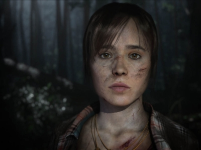 Screen ze hry Beyond: Two Souls