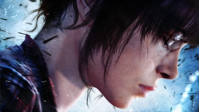Artwork ke hře Beyond: Two Souls
