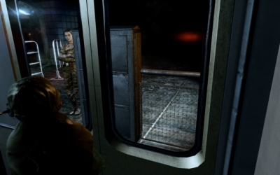 Screen ze hry Metro: Last Light