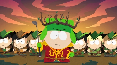 Screen South Park: The Stick of Truth