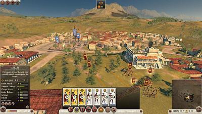 Screen ze hry Total War: Rome II