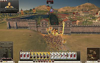 Total War Rome II Impressions Rome 2.