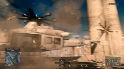 Screen ze hry Battlefield 4