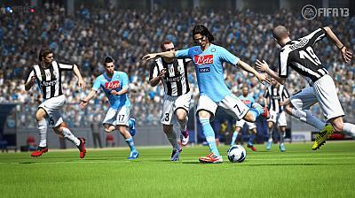 Screen ze hry FIFA 13