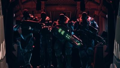 Artwork ke hře XCOM: Enemy Unknown