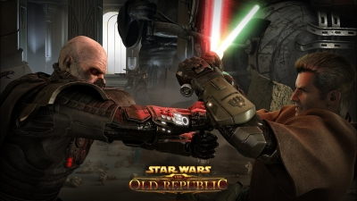 Artwork ke hře Star Wars: The Old Republic