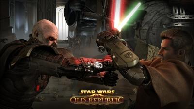 Artwork ke hře Star Wars: The Old Republic