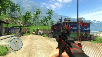 Screen ze hry Far Cry 3