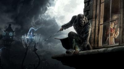 Artwork ke hře Dishonored
