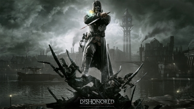 Artwork ke hře Dishonored