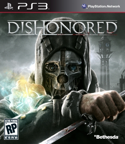 Obal hry Dishonored