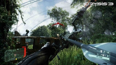 Screen ze hry Crysis 3