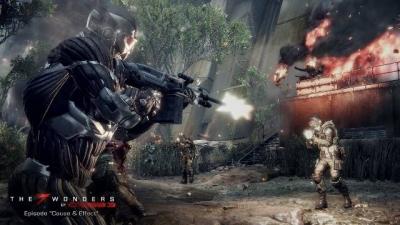 Screen ze hry Crysis 3