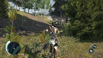 Screen ze hry Assassin´s Creed III