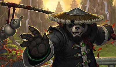 Screen ze hry World of Warcraft: Mists of Pandaria
