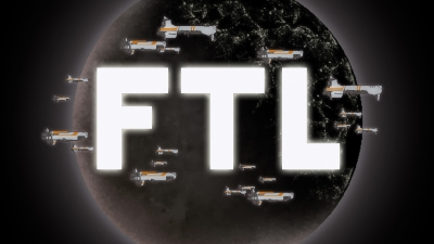 Artwork ke hře FTL: Faster Than Light