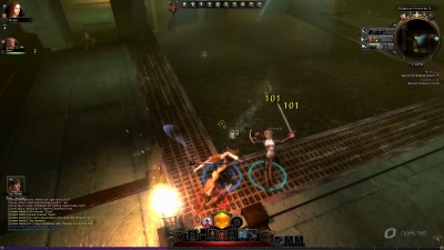 Screen ze hry Neverwinter