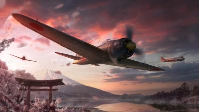 Artwork ke hře World of Warplanes