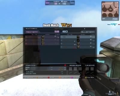 Screen ze hry Wolf Team