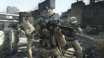 Screen ze hry Tom Clancy´s Ghost Recon Online