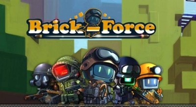 Artwork ke hře Brick-Force