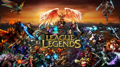 Artwork ke hře League of Legends
