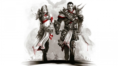 Artwork ke hře Divinity: Original Sin
