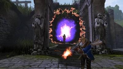 Screen ze hry Renaissance Heroes
