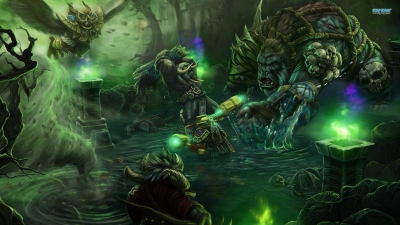 Artwork ke hře Heroes of Newerth