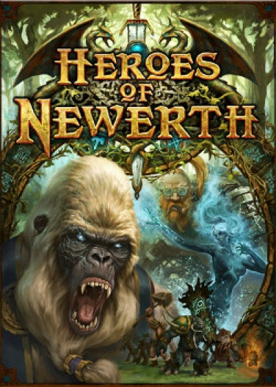 Obal hry Heroes of Newerth