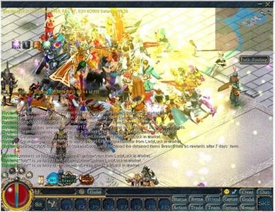 Artwork ke hře Conquer Online