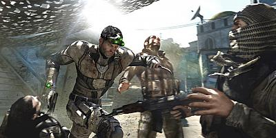 Screen ze hry Tom Clancy´s Splinter Cell: Blacklist