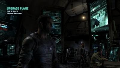Screen ze hry Tom Clancy´s Splinter Cell: Blacklist