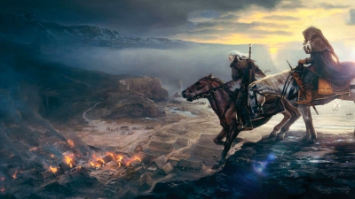 Artwork ke hře The Witcher 3: Wild Hunt
