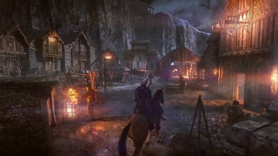 Screen ze hry The Witcher 3: Wild Hunt