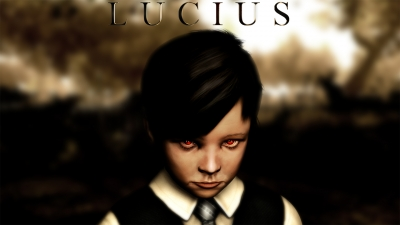 Artwork ke hře Lucius