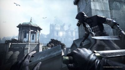 Screen ze hry Dishonored: The Knife of Dunwall