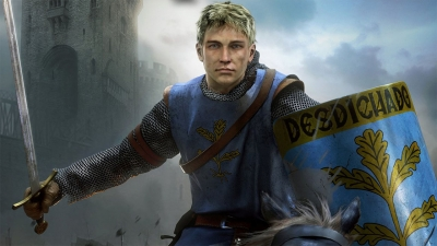 Artwork ke hře Crusader Kings II