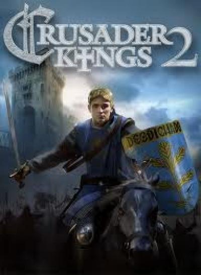 Obal hry Crusader Kings II